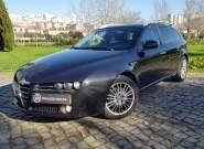 Alfa Romeo 159 SW 2.0 JTDM Distinctive