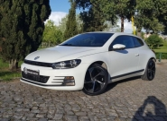VW Scirocco 2.0 TDI Sport